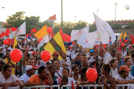 En América Latina se incrementan las luchas contra los TLC y la injerencia imperialista.