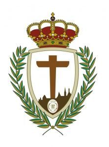 Escudo de la Junta de Cofradias y Hermandades de Semana Santa de Jerez de los Caballeros