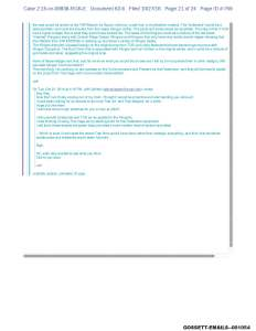 David Grossman Declaration, Exhibit E