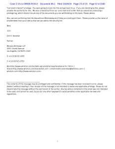 Axanar Defense Response - Ranahan Declaration