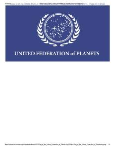 Exhibit K, UFP flag