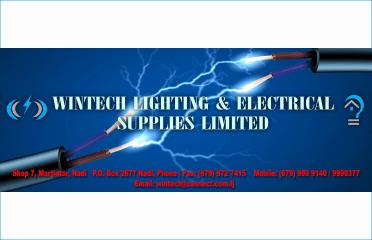 Wintech Lighting And Electrical Supplies Nadi Fiji Semantictrade