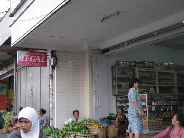 Toko Roti Tegal - Blog Fanny Herdina