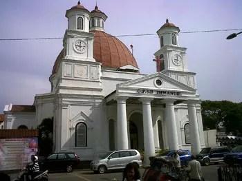 Wisata Budaya Gereja Blenduk