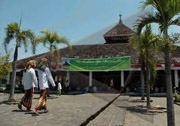 wisata rohani Masjid Agung Demak
