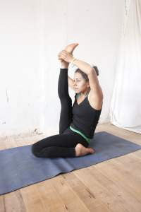 Marisol Yoga Teacher