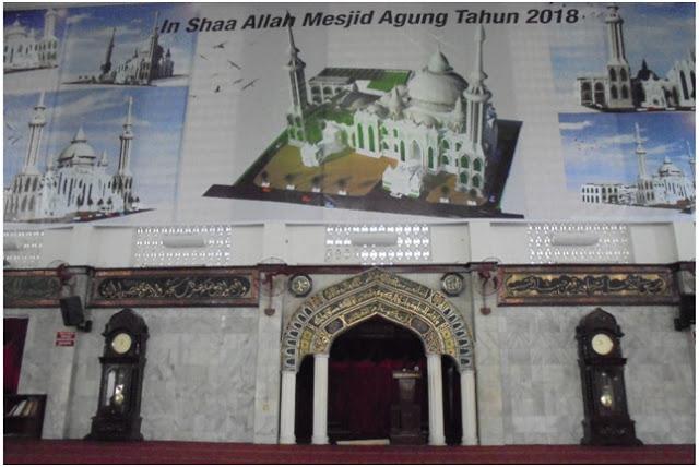 Masjid Agung Kota Medan, Masjid Futuristik di Masa Depan