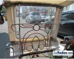 Becak Motor dan Taksi Online