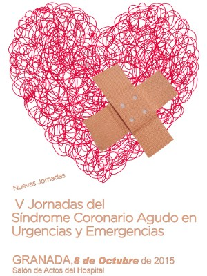 V Jornadas del síndrome Coronario Agudo en Urgencias y Emergencias. Granada