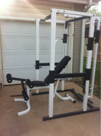 Parabody Incline Bench Espotted