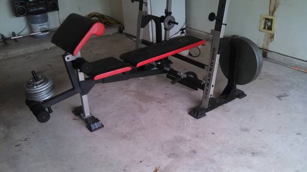Xr 59 Slant Bench Weight Limit