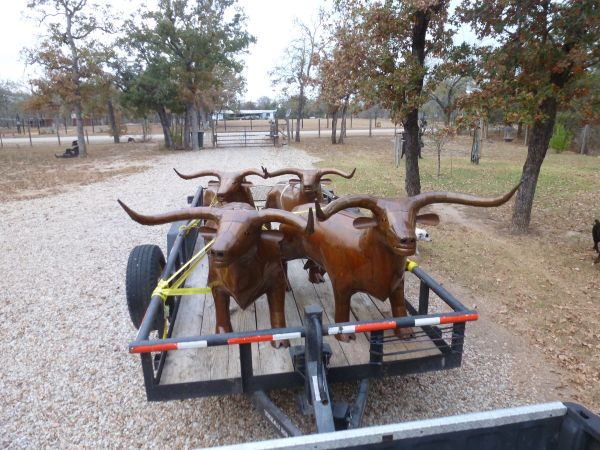 Longhorn Bbq Pits For Sale