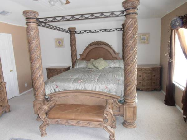 Ashley South Shore Bedroom For Sale