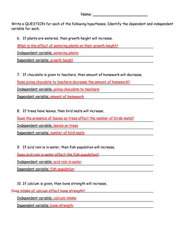 10th Grade Biology Worksheets with Answers Along with Scientific Method Steps Examples & Worksheet Zoey and Sassafras