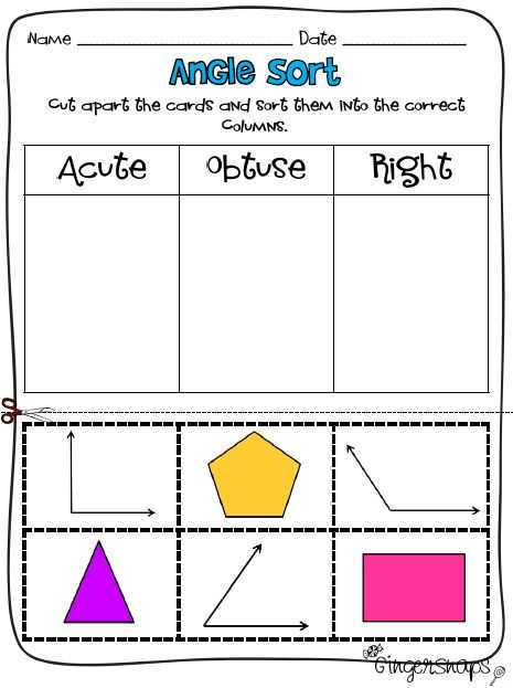 3 1 Lines and Angles Worksheet Answers Along with 38 Best Geometry Lines and Angles Images On Pinterest