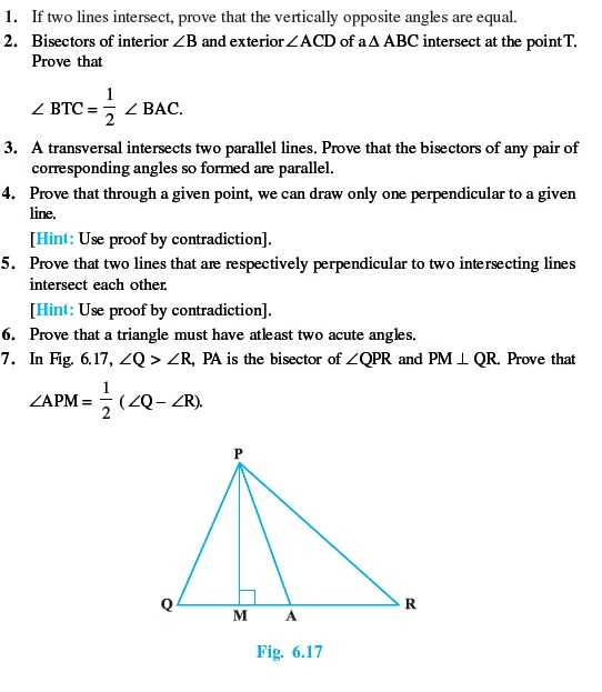 3 1 Lines and Angles Worksheet Answers as Well as Class 9 Important Questions for Maths – Lines and Angles