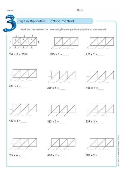 4 Digit by 1 Digit Multiplication Worksheets Pdf together with Multiplication Worksheets 1 5 Worksheets for All