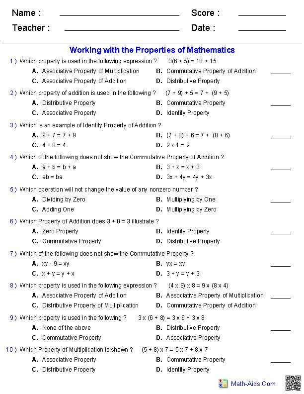 6th Grade Math Worksheets with Answer Key as Well as 54 Best Places to Visit Images On Pinterest