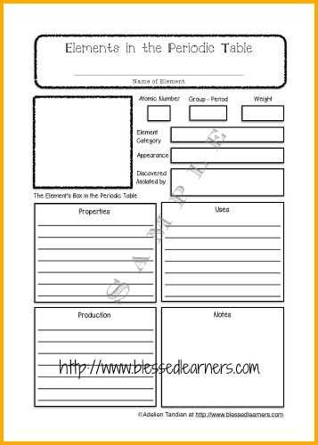 6th Grade Periodic Table Worksheets or 512 Best Teaching Middle School Science Images On Pinterest