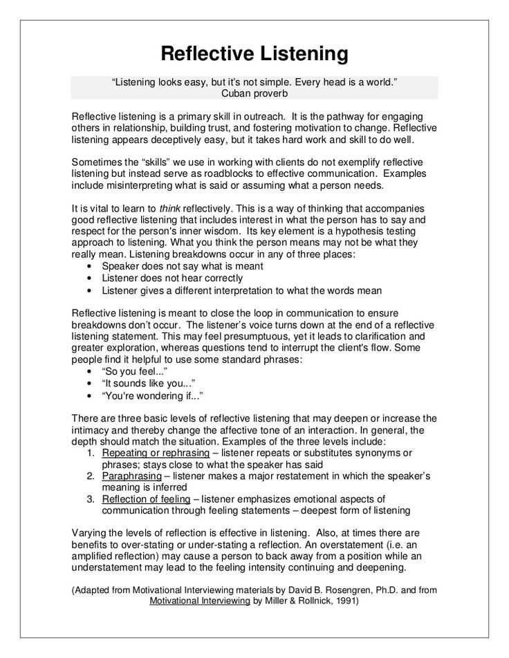 Active Listening Worksheets or 59 Best Active Listening Images On Pinterest