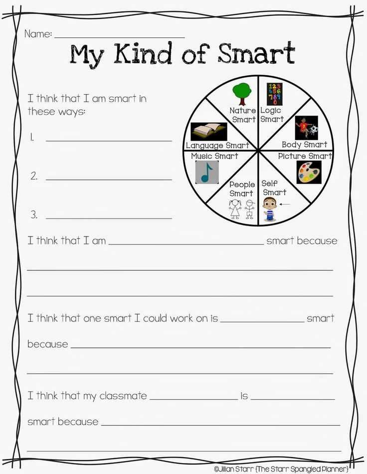 All About Me Worksheet Middle School Pdf with 1008 Best Back to School Images On Pinterest