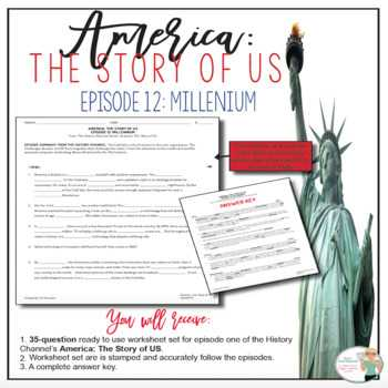 America the Story Of Us Revolution Worksheet Answer Key with Free 8th Grade social Stu S History Movie Guides Resources