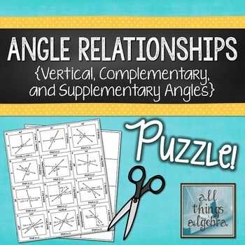 Angle Relationships Worksheet Answers with 42 Best Transversals and Angles Images On Pinterest