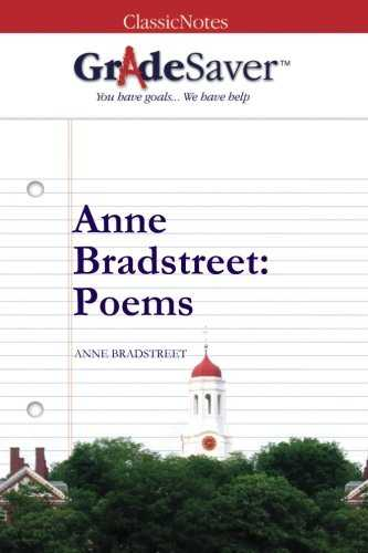 Anne Bradstreet Worksheet Answers Along with Anne Bradstreet Poems themes
