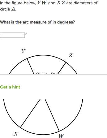 Arc Measure and Arc Length Worksheet Also Arc Measure Practice Circles
