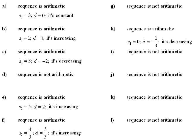 Arithmetic Sequence Worksheet Algebra 1 Also Arithmetic Sequence Worksheets with Answers Guvecurid