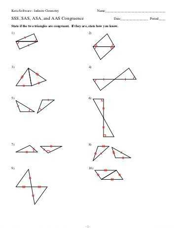 Asa and Aas Congruence Worksheet Answers or Geometry Worksheet Congruent Triangles asa and Aas Answers the Best