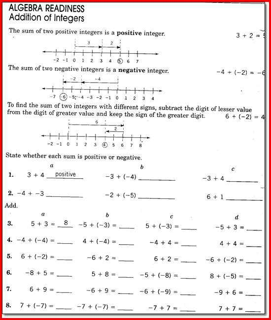 Bible Worksheets Pdf as Well as Math for 8th Graders Worksheets 8th Grade Line Math Test American Math