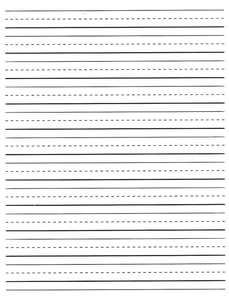 Blank Handwriting Worksheets with Cursive Writing Paper Template Guvecurid