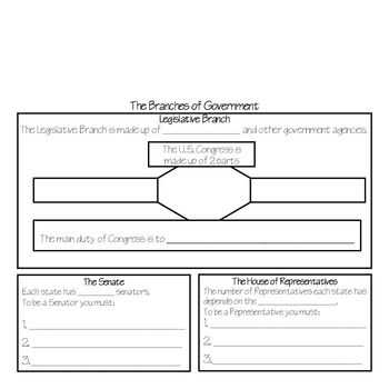 Branches Of Government Worksheet as Well as 24 Best social Stu S Images On Pinterest