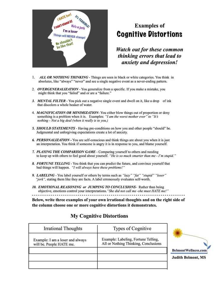 Cbt Worksheets for Anxiety or 55 Best My Own Self Help Books Images On Pinterest