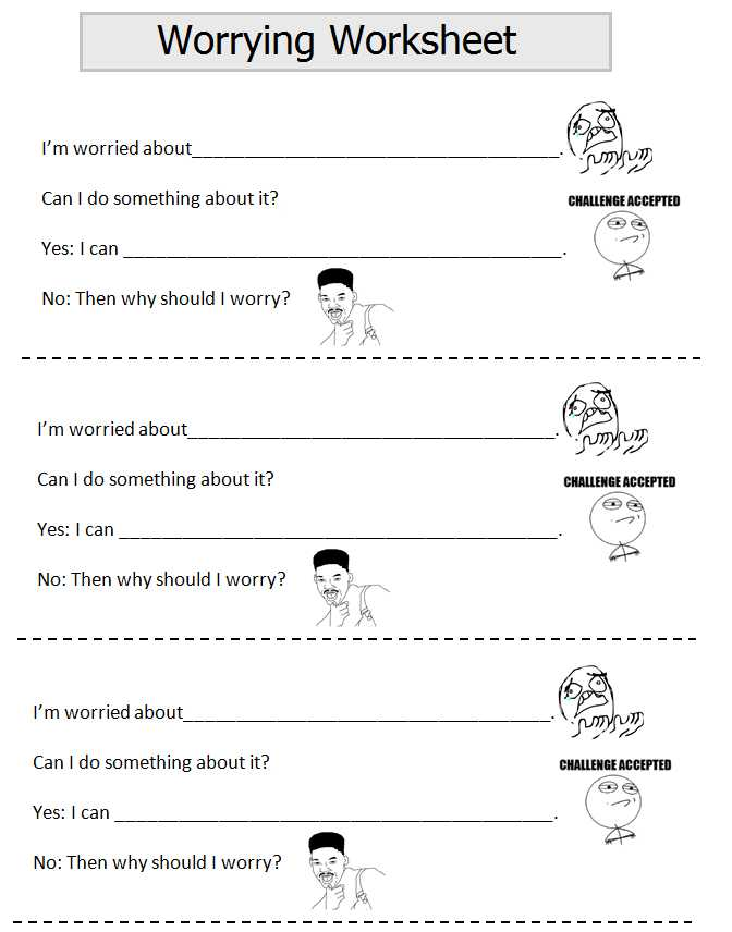 Cbt Worksheets for Anxiety together with Voice Of Truth therapy Pinterest