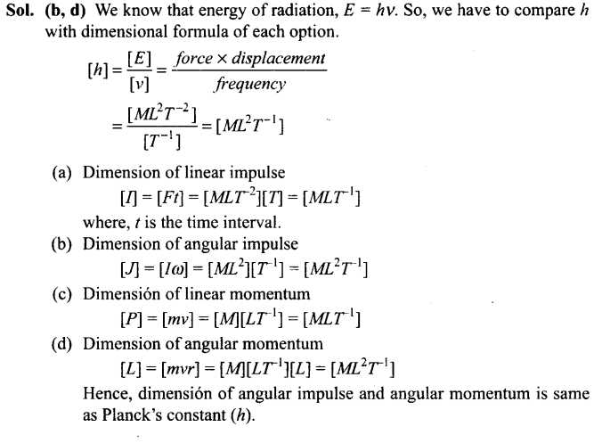 Chapter 13 Universal Gravitation Worksheet Answers or Ncert Exemplar Problems Class 11 Physics Chapter 1 Units and