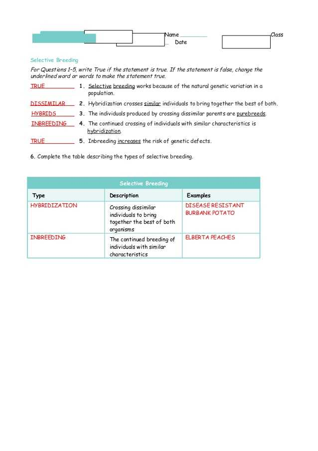 Chapter 14 the Human Genome Worksheet Answer Key or 15 1 3 Study Guide Ans