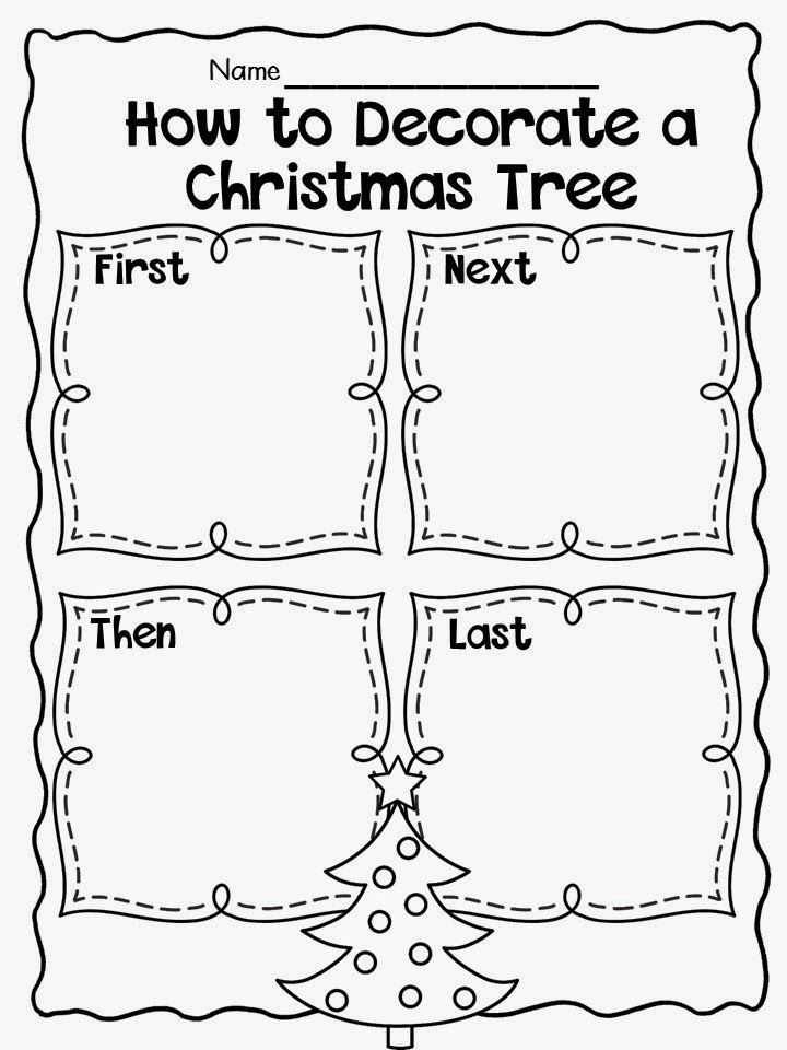 Christmas Handwriting Worksheets with December Writing Freebies Primary Chalkboard
