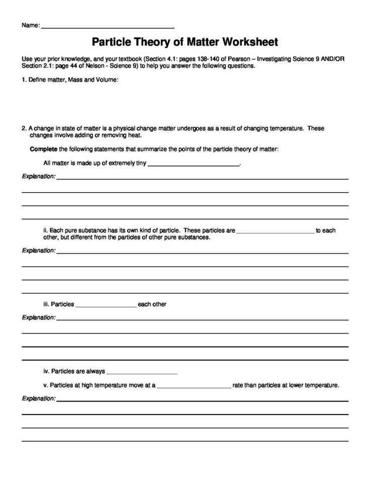 Classification Of Matter Worksheet and 74 Best Snc1d Chemistry atoms Elements and Pounds Fall
