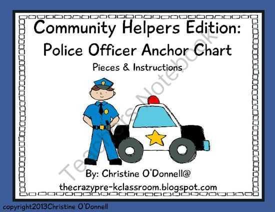 Community Helpers Police Officer Worksheet with 141 Best Slp Munity Helpers Images On Pinterest