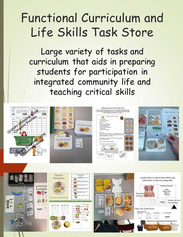 Community Living Skills Worksheets Along with 545 Best Life Skills Images On Pinterest
