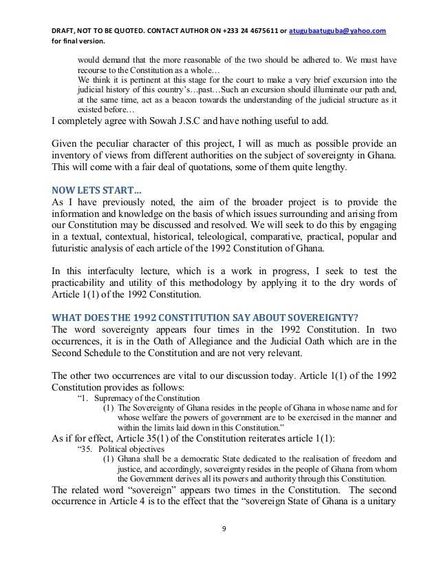 Constitution Worksheet Pdf and Raymond atuguba On why We Must Eat the Ghana Constitution