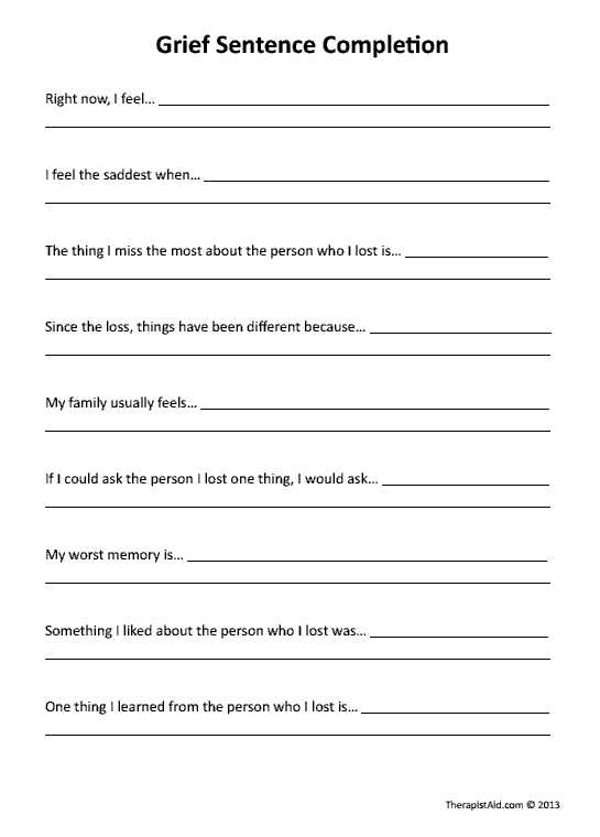 Coping with Depression Worksheets Also Great Website with Worksheets for therapists
