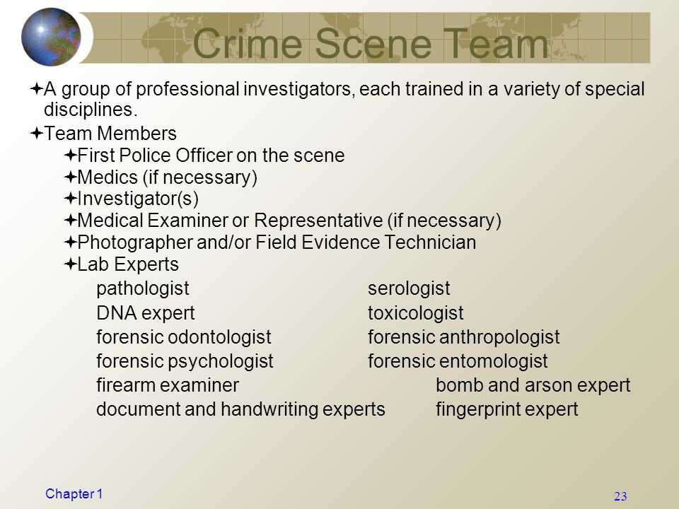 Crime Scene Documentation Worksheet and Chapter 1 Introduction to forensic Science and the Law Ppt Video