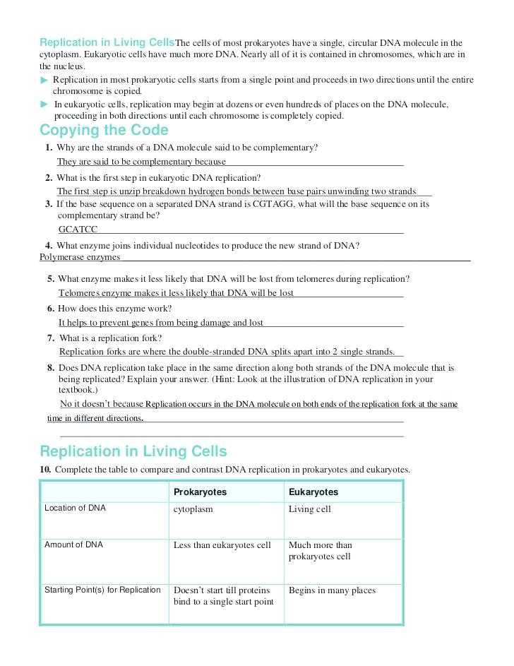 Dna Replication Worksheet Answer Key as Well as Lovely Dna Replication Worksheet Answers Beautiful Dna
