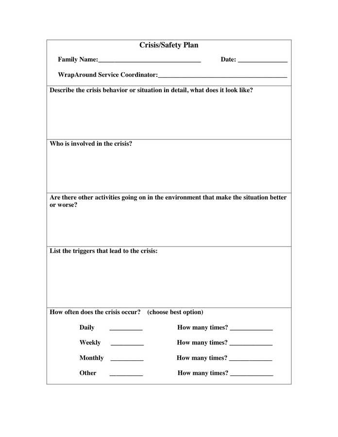 Domestic Violence Safety Plan Worksheet together with event Safety Plan Template Choice Image Template Design Ideas