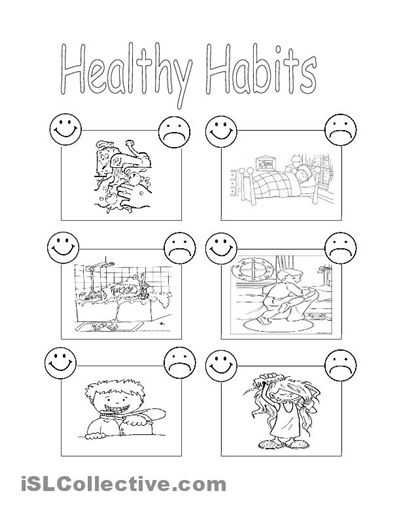 Elementary Health Worksheets together with 29 Best Kids Hs Health Images On Pinterest