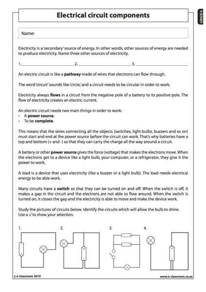 Energy Worksheets Grade 5 and 13 Best Inquiry Images On Pinterest