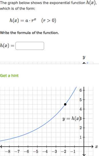 Exponential Equations Worksheet with Analyzing Tables Of Exponential Functions Video